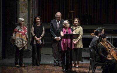 Anglo Arts fue premiado con la Medalla al Mérito por el Festival del Centro Histórico de la CDMX