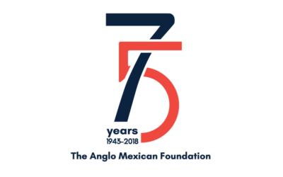 Celebramos 75 años en The Anglo ¡Gracias por formar parte de nuestra comunidad!